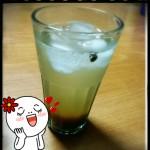 ジンジャーエールを作りました♡ブラックペッパーって煮ると柔らかくて美味しいかったのか(*゚Д゚*)♡♡♡