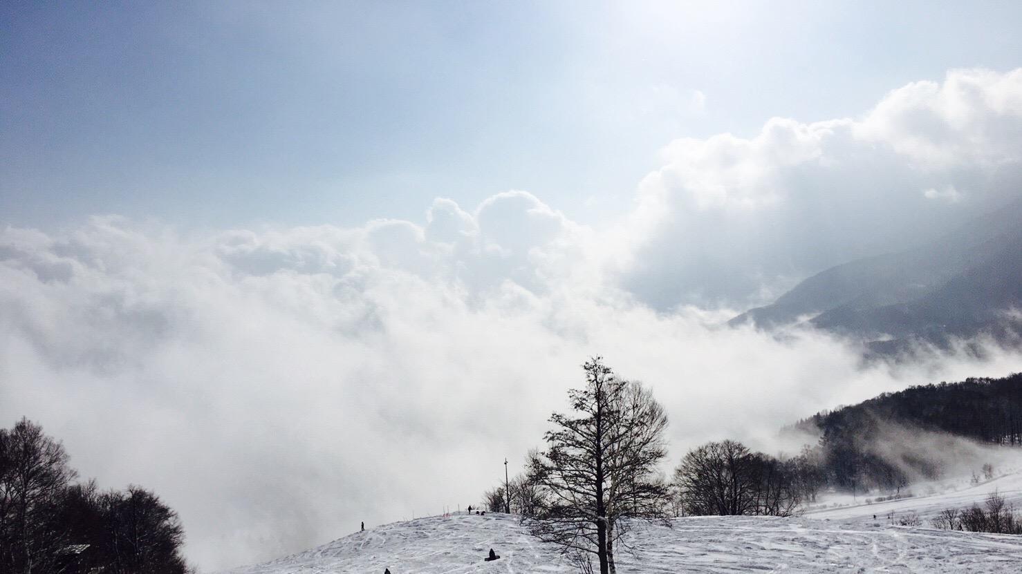 2017年の雪遊び♬