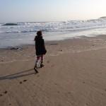 kay お花見と海散歩。ヒーリング✡️デイオフ