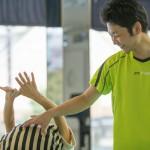 初の男性インストラクター🌸颯爽と登場😉【経絡ヨガワークショップ】byヨッピー先生👨✨