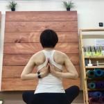 miwako 肩甲骨はこんなふうに動いてます😆