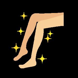 美脚づくりに励めばカラダぽっかぽか~♪