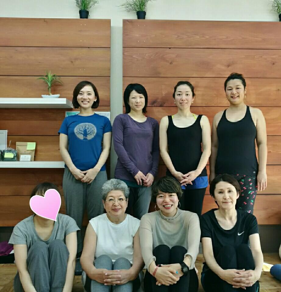 miwako 太陽礼拝108回WS🌞ありがとうございました!