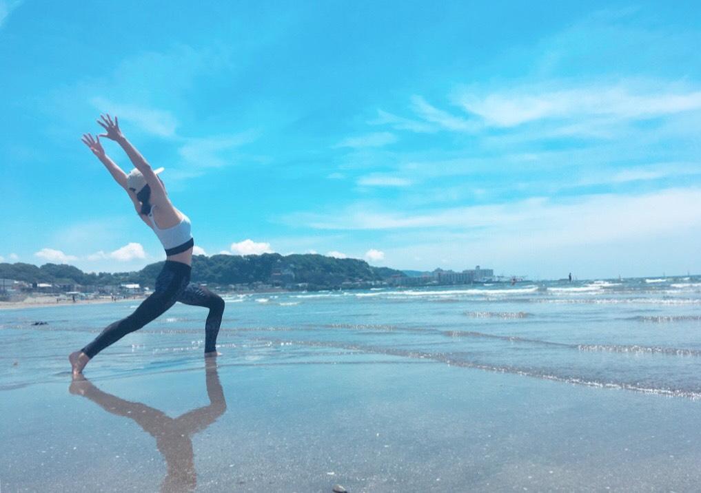 yogaで起きた体の変化。