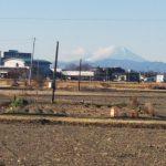 富士山は偉大です。