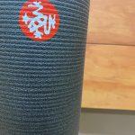 yogaマットの使い始め方 haruka