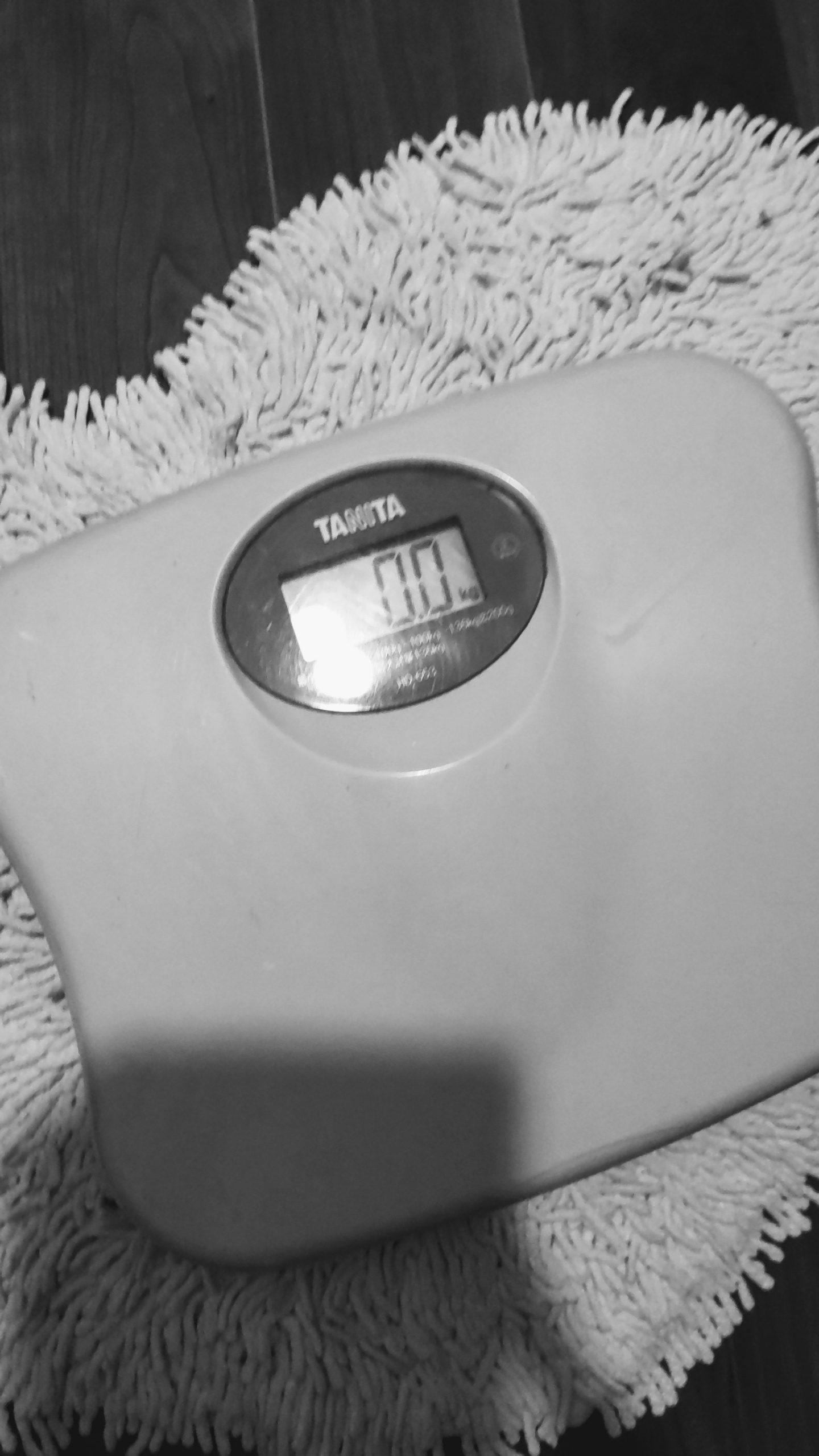 体重とメンタル